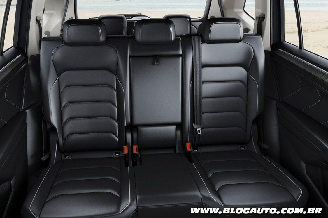 Volkswagen Tiguan Allspace Ser 225 Mostrado Em Buenos Aires
