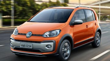 Volkswagen cross up! 2018