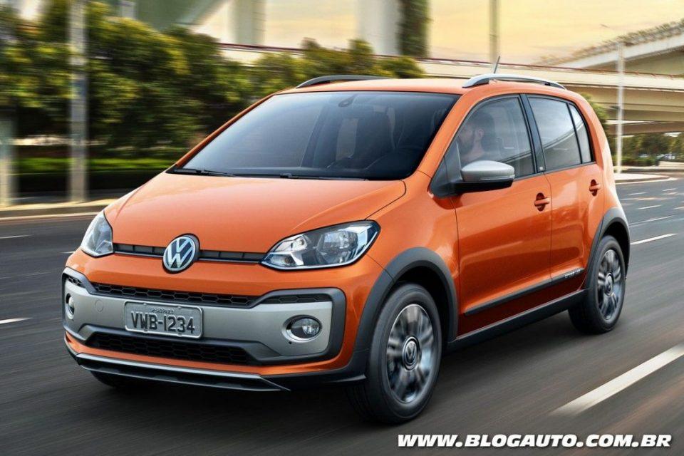 Volkswagen cross up! 2018