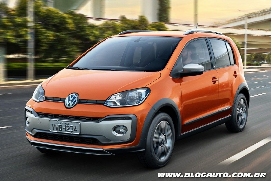 volkswagen cross up 2018 lan ado por r 55 6 mil blogauto. Black Bedroom Furniture Sets. Home Design Ideas