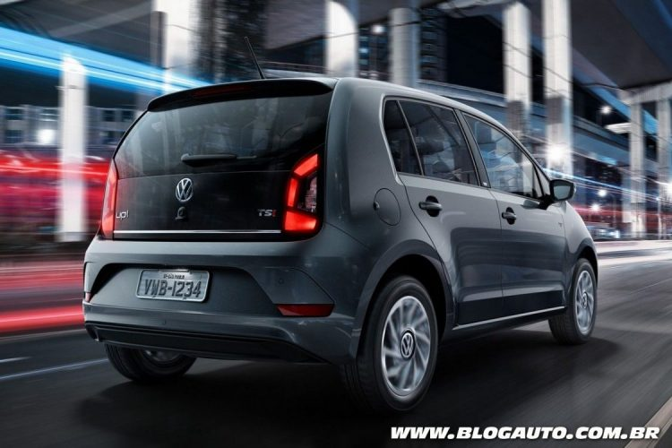 Volkswagen high up! 2018