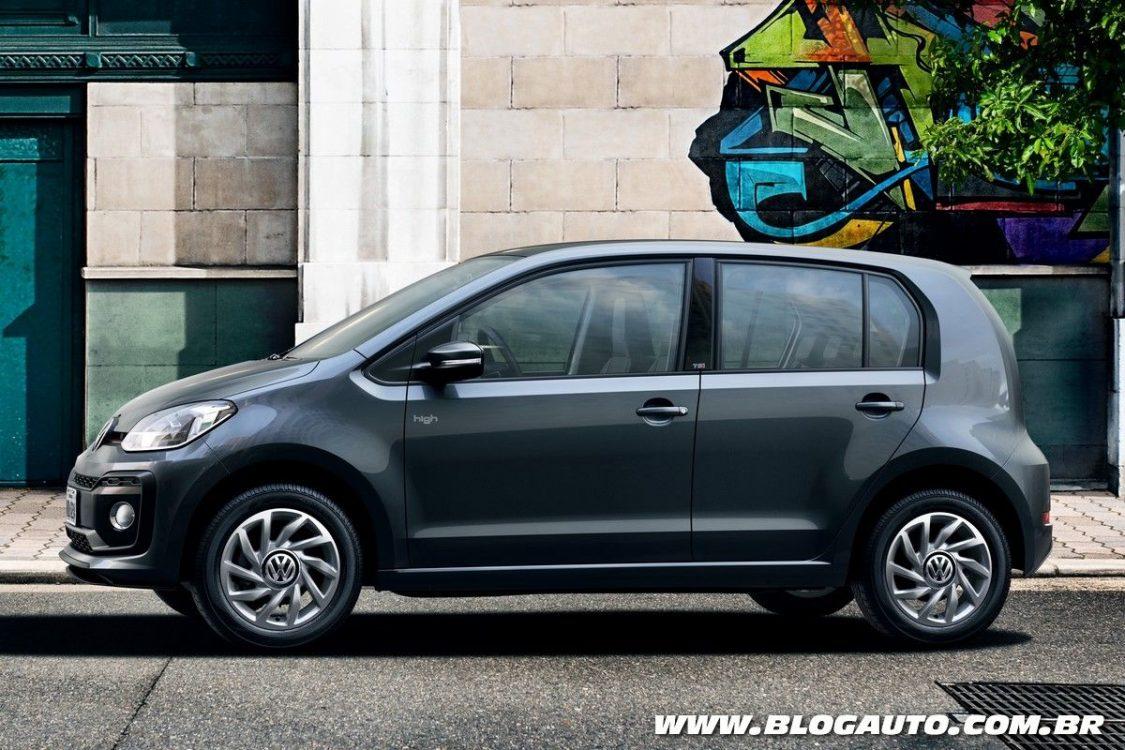 Volkswagen pepper up! 2018 deve estrear com motor 1.0 TSI - BlogAuto