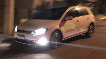Flagra do Volkswagen Golf 2018