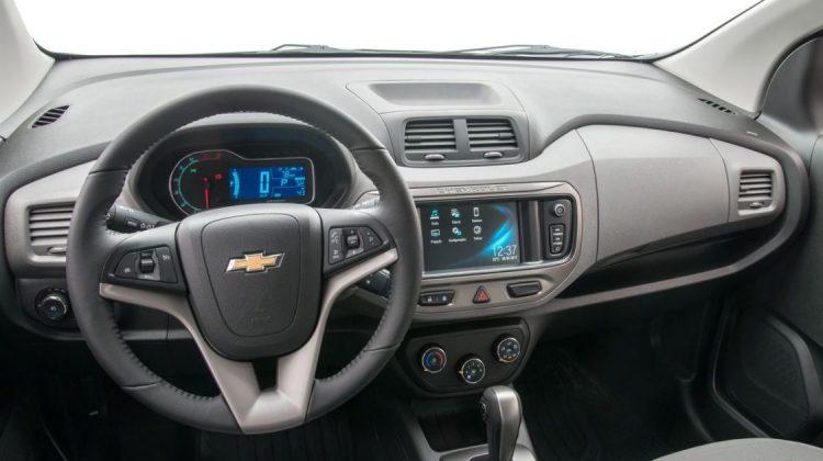 Chevrolet Spin LTZ 2018