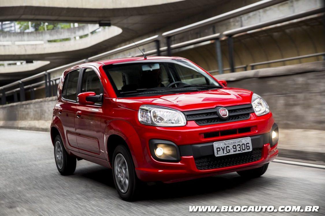 Fiat Uno 2018 recebe novidades e parte de R$ 42.980
