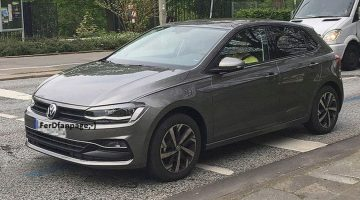 Flagra do Volkswagen Polo 2018