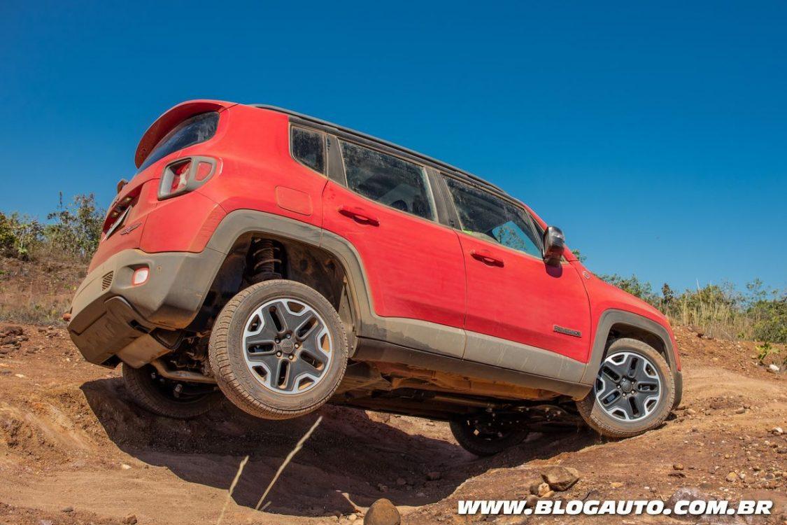 Jeep Renegade alcança 100 mil unidades vendidas