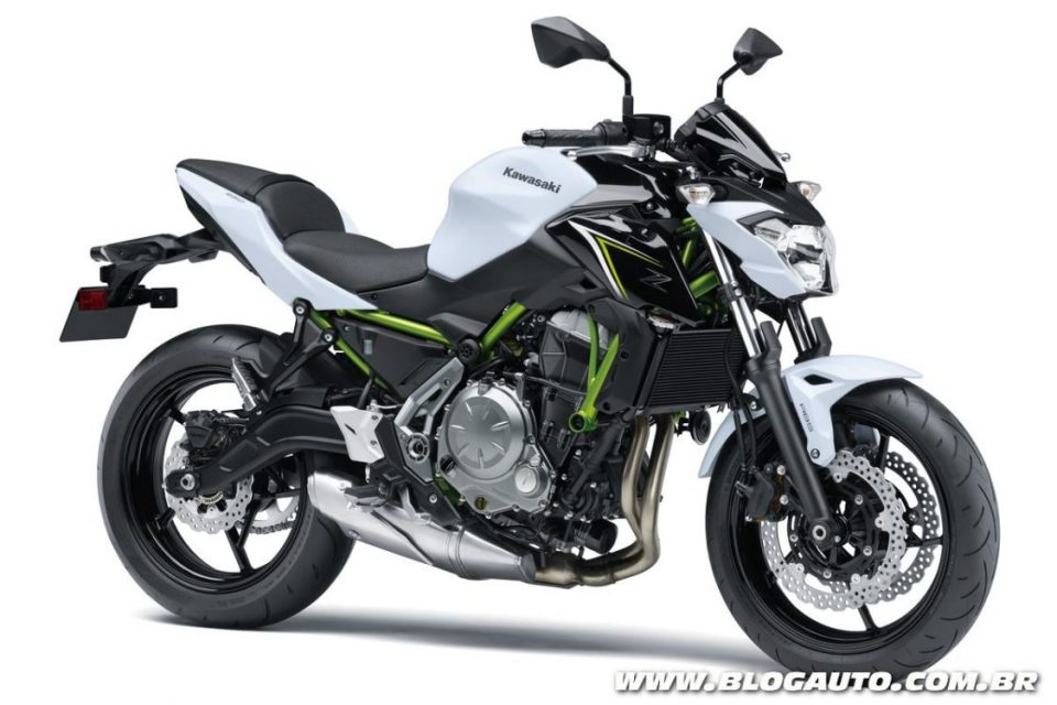 Kawasaki Z650 ABS 2018
