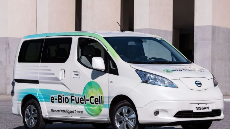 Nissan e-Bio Fuel Cell