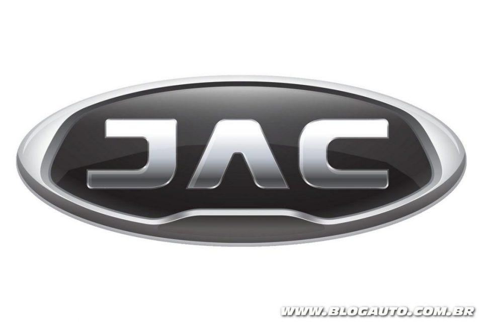 Nova identidade visual da JAC Motors