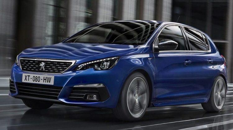 Peugeot 308 2018