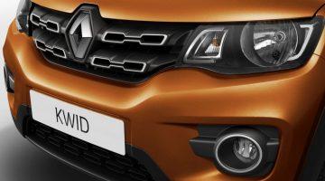 Renault Kwid 2018 nacional