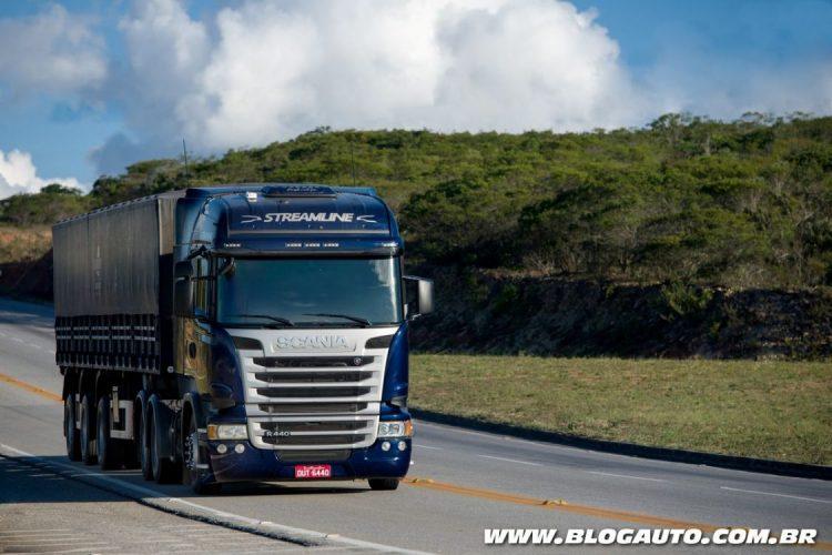 Scania R 440 6x2 Streamline