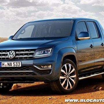 Volkswagen Amarok V6 2018 será uma das novas picapes deste ano