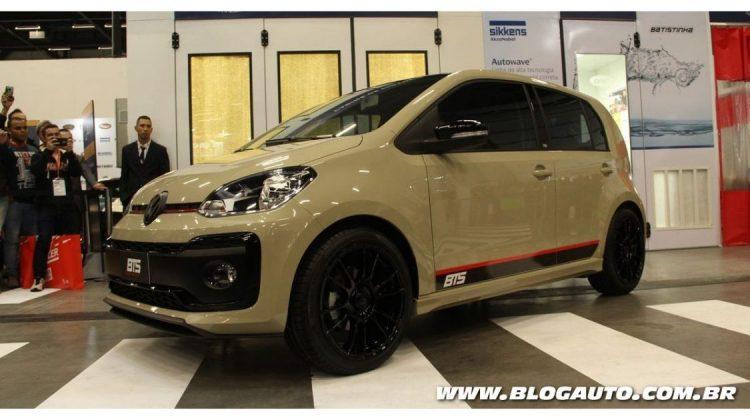 Volkswagen up! BTS 2018 na Automec
