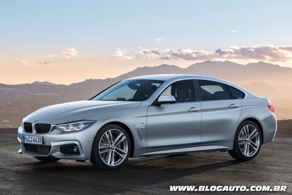 BMW Série 4 Gran Coupe