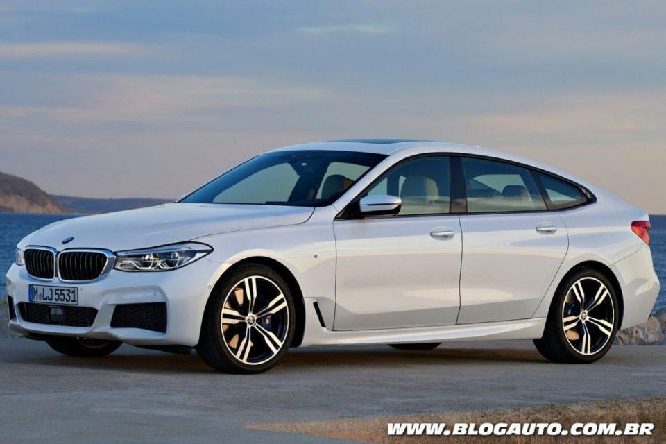 BMW Série 6 Gran Turismo 2018