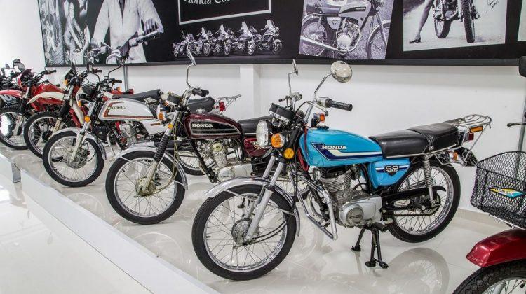 Concessionária Honda Dream com museu