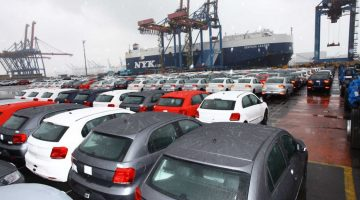Exportações da Volkswagen