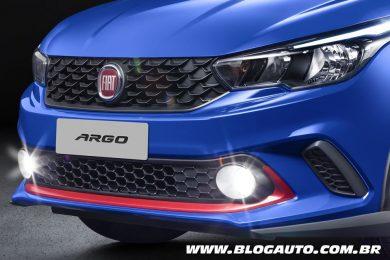 Fiat Argo HGT Opening Edition Mopar