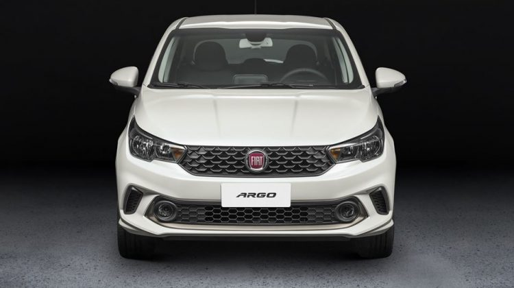 Fiat Argo Precision 1.8 AT6