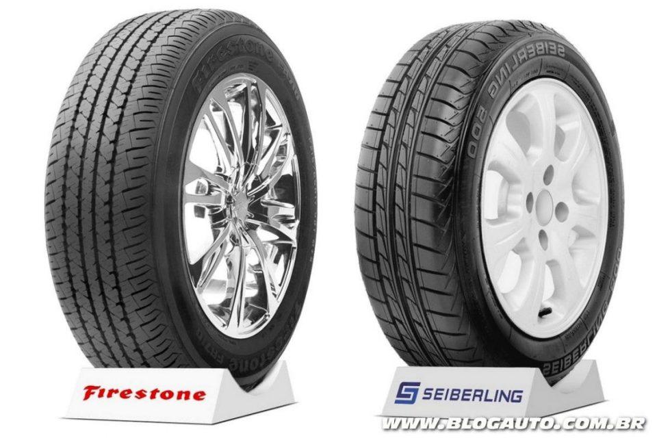 Bridgestone Seiberling e Firestone