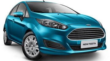 Ford Fiesta SE Plus
