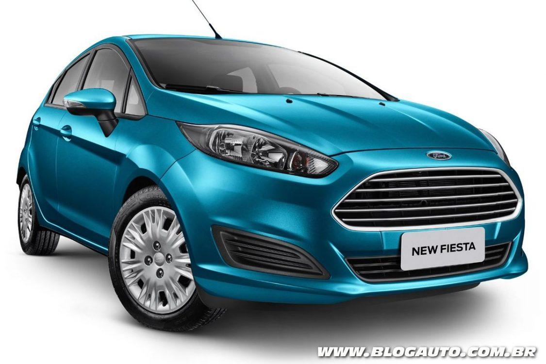 Ford Fiesta SE Plus oferece câmbio automático por R$ 55.990