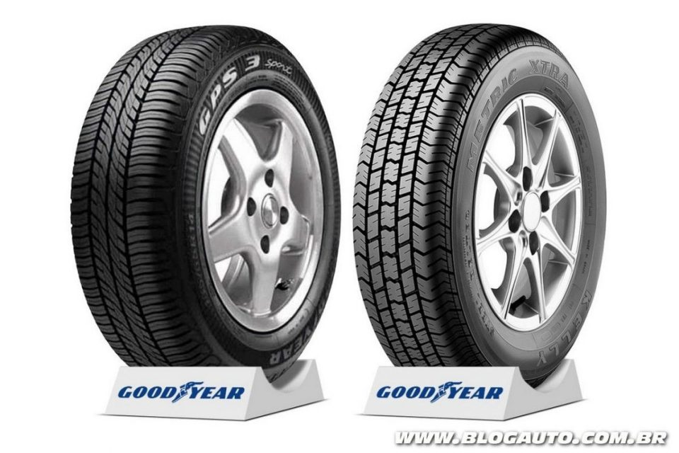 Goodyear Direction e Kelly Tires