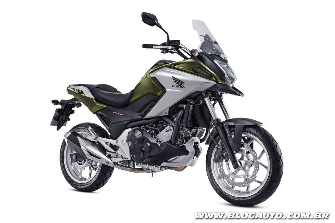 Honda NC 750X 2018 fica mais em conta e custa R$ 32,5 mil