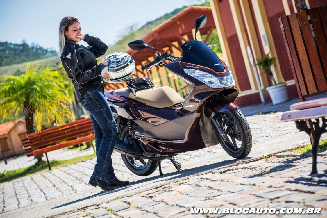 Honda PCX 2017: saiba o que mudou no scooter