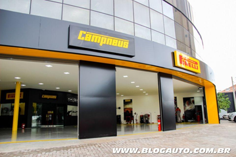 Campneus inaugura Centro de Distribuição em Ribeirão Preto