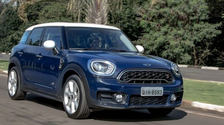 MINI Countryman 2018