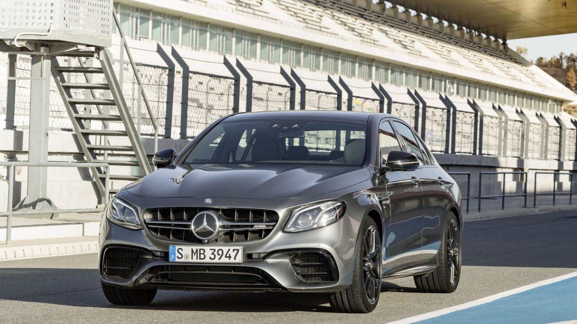 Mercedes-AMG E 63 S 2018