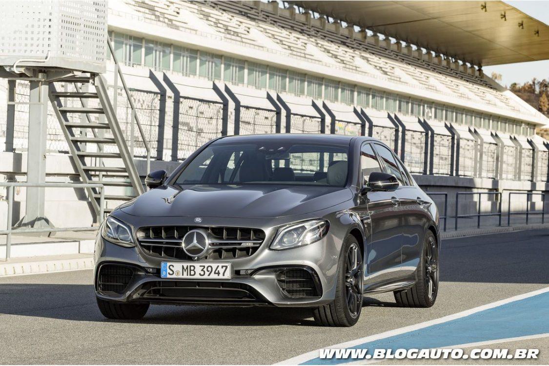 Mercedes-AMG E 63 S 2018 chega por R$ 699,9 mil e 612 cv