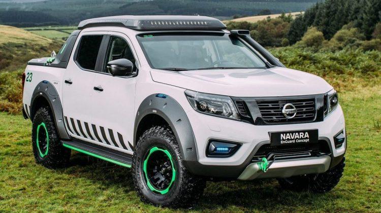 Nissan Frontier EnGuard Concept