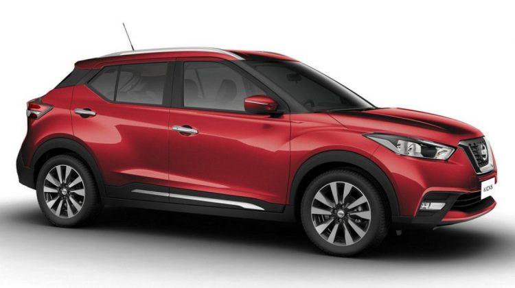 Nissan Kicks 2018 na versão SL