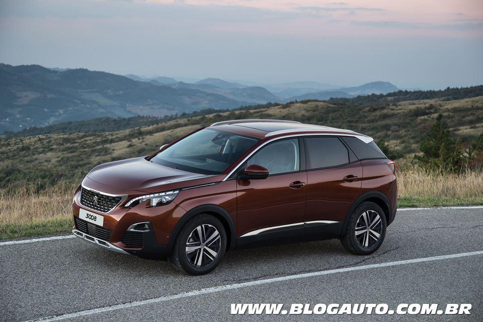 Avaliação: Peugeot 3008 2018, a joia da marca - BlogAuto