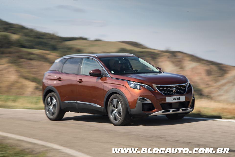 Avaliação: Peugeot 3008 2018, a joia da marca