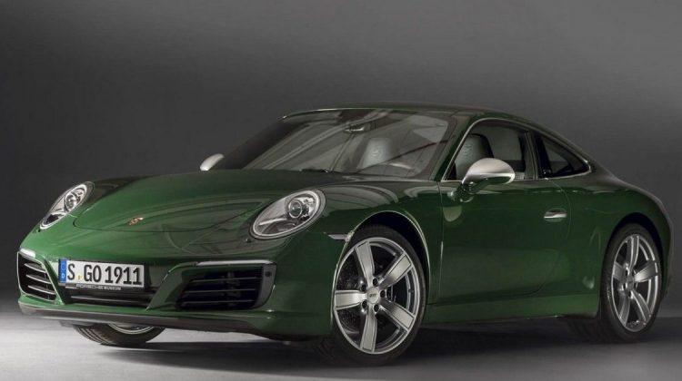 Porsche 911 número 1 milhão