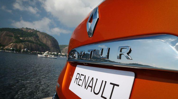 Renault Captur 2018 X-Tronic CVT