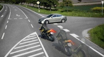 Sistema de freios ABS da Bosch para motos