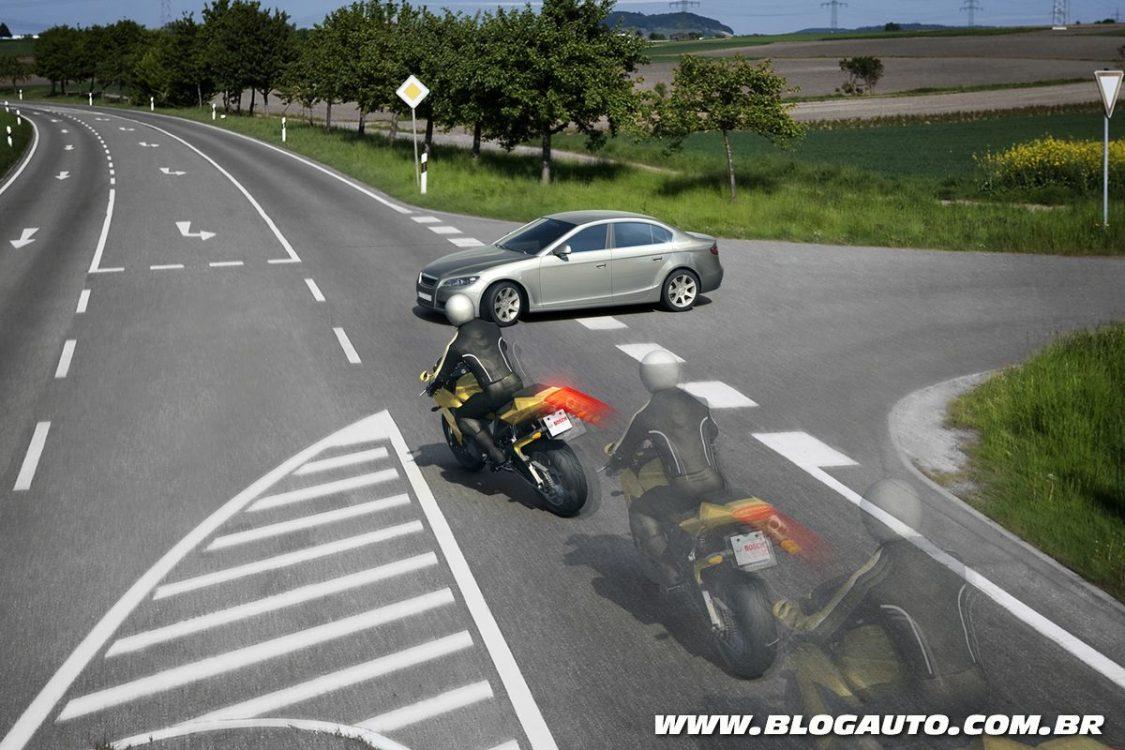 Freios ABS para motos serão obrigatórios em diversos países