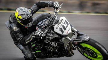 Yamaha MT-07 e Rafael Paschoalin