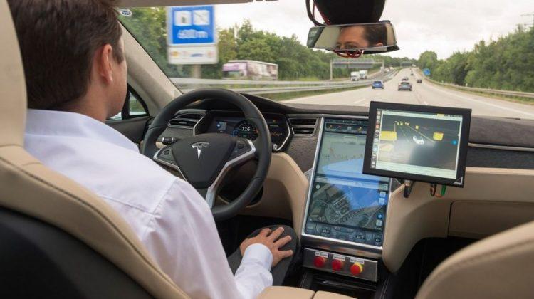Condução autônoma da TomTom e da Bosch