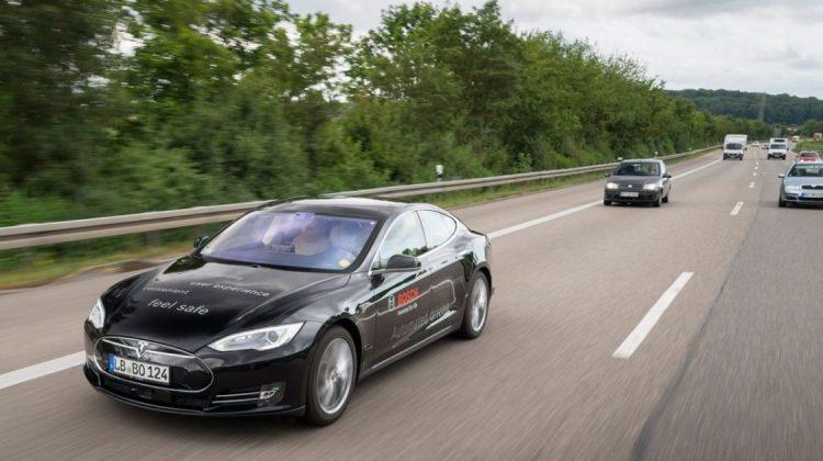 Bosch vai investir também em carros autônomos