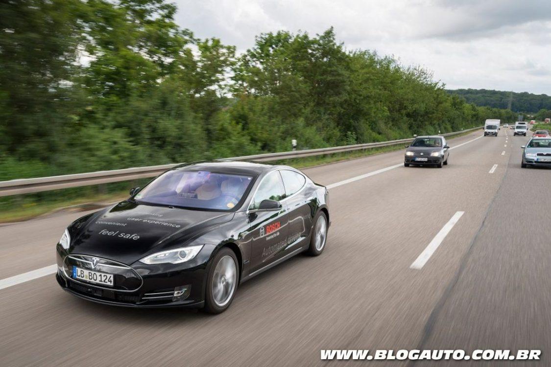Bosch investe em compartilhamento de carros nos EUA