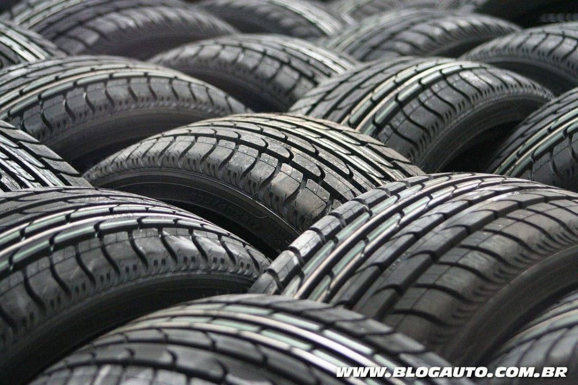 As fabricantes de pneus de 'segunda linha' no mercado