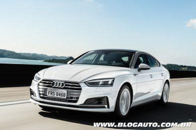Audi A5 2018