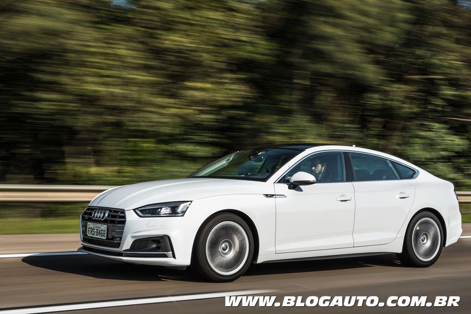 Avaliação: Audi A5 2018 nova geração chega por R$ 189.990